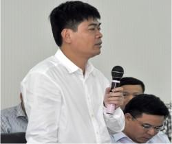 Chủ tịch PVN Nguyễn Xuân Sơn làm việc với Viện Dầu khí Việt Nam
