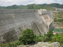 Đã cơ bản hoàn thành chống thấm đập thủy điện Sông Tranh 2