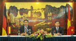 Đức hỗ trợ Việt Nam trong lĩnh vực năng lượng