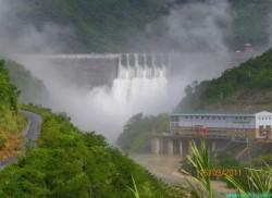Thủy điện Bản Vẽ: Phát huy vai trò của một công trình đa mục tiêu