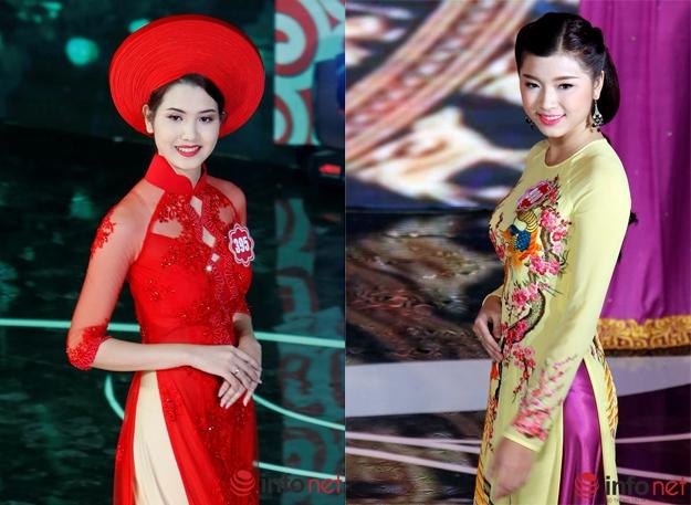 Chung kết Hoa hậu Việt Nam 2014: Nhan sắc 20 thí sinh miền Bắc
