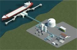 Gazprom chuẩn bị xây nhà máy chế biến khí ở Việt Nam