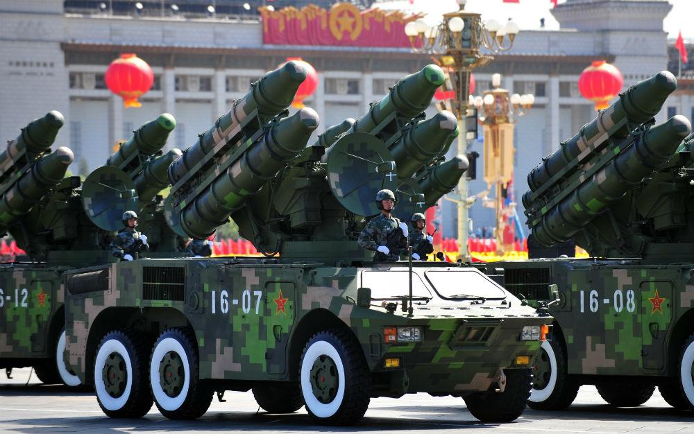 Trung Quốc được đánh giá có khả năng sản xuất hầu hết các loại vũ khí