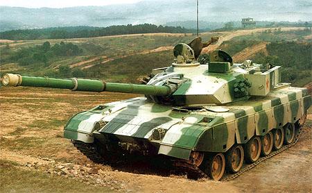 Xe tăng Type-96 của Trung Quốc