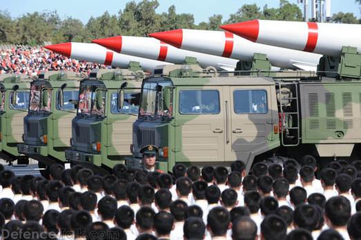 Không thể biết chính xác Trung Quốc hiện sở hữu bao nhiêu đầu đạn hạt nhân