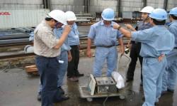 Hoa Kỳ chia sẻ với Việt Nam về kinh nghiệm thanh tra an ninh phóng xạ