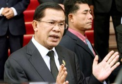 Campuchia trước chính sách nước đôi của Trung Quốc