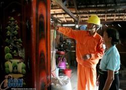 Người dân vùng sâu tỉnh Điện Biên có điện đón Tết