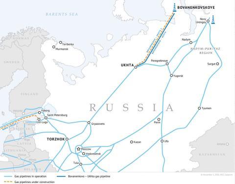 Dầu khí và vị thế nước Nga 2