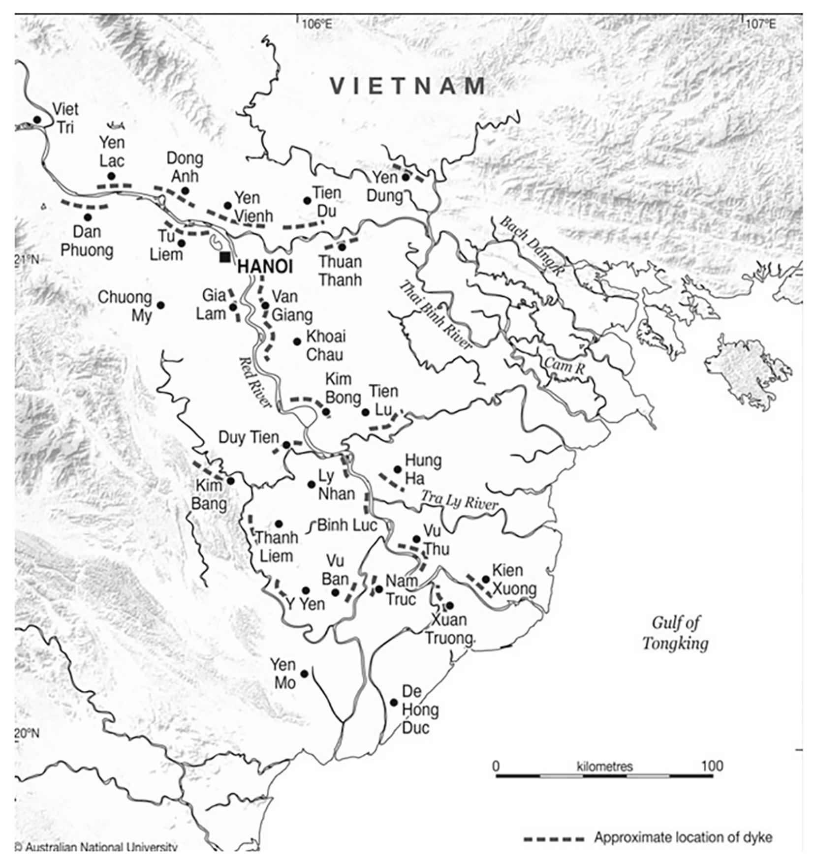 Lịch sử môi trường và thiên tai ở Việt Nam 2