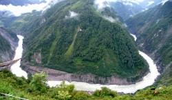 Ấn Độ phản đối Trung Quốc xây thủy điện trên sông Yarlung Tsangpo