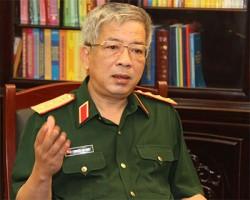Thượng tướng Nguyễn Chí Vịnh nói về lòng tin ở Biển Đông