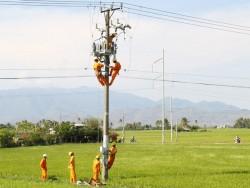 Công ty Điện lực Hà Tĩnh chào xuân 2017