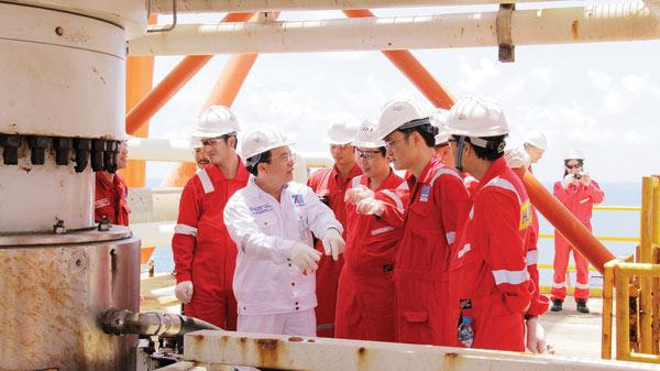 Dầu khí Việt Nam: Đón cơ hội, tạo đột phá mới 1