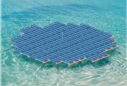 Đề nghị thẩm định Dự án điện mặt trời nổi trên hồ Đa Mi