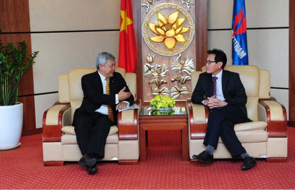 Indonesia muốn chia sẻ nguồn khí với Việt Nam 1