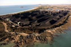 Lệnh cấm xuất khẩu than của Ukraine có thể là một thảm họa