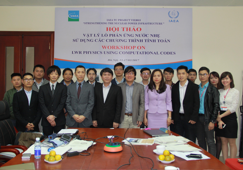 IAEA chia sẻ kinh nghiệm về lò phản ứng nước nhẹ 1