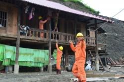 Thêm 108 triệu Euro giúp dân nghèo Việt Nam có điện