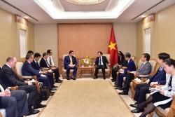 Đối tác Hoa Kỳ, Hàn Quốc đề xuất đầu tư điện khí LNG ở Việt Nam