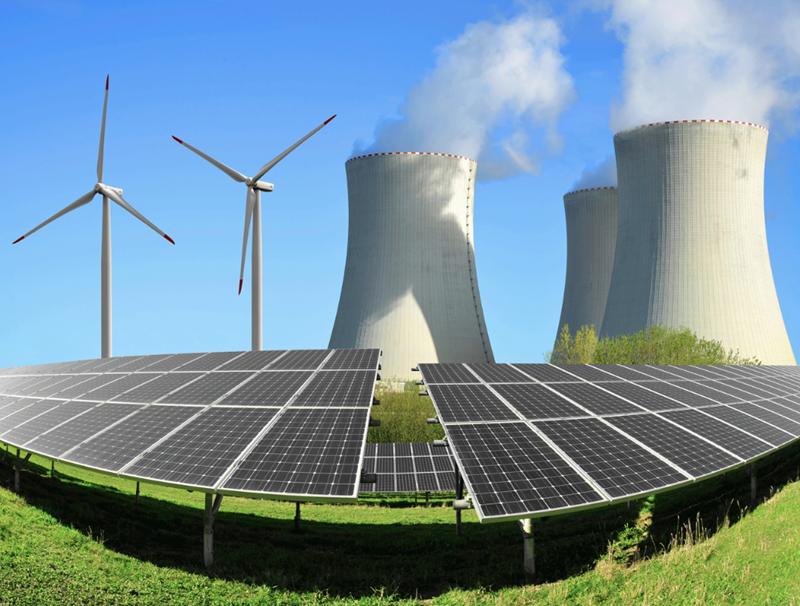 Xem xét năng lượng tái tạo và điện hạt nhân là 'hai nguồn chiến lược'