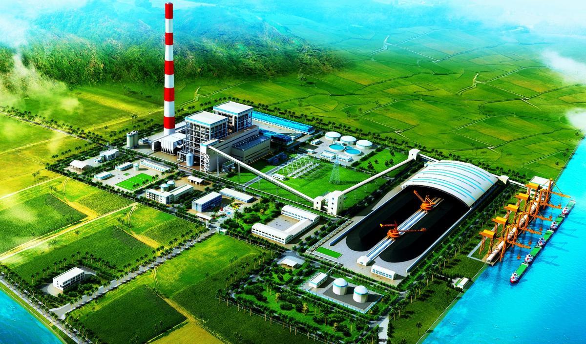 Kiến nghị phê duyệt sản lượng điện (Qc) cho dự án Nhiệt điện An Khánh - Bắc Giang