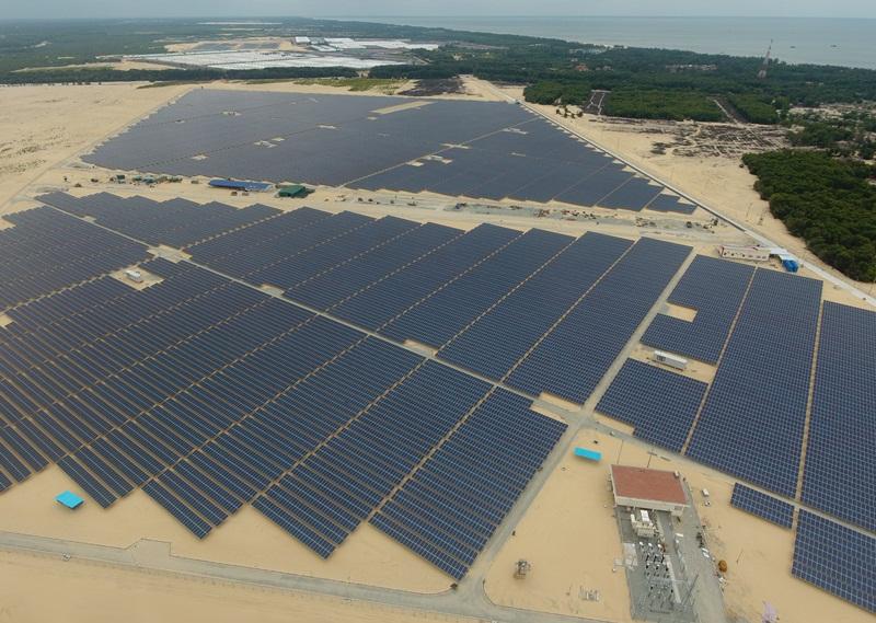 Nghiên cứu phương án giá điện mặt trời (nối lưới) từ 7,09-7,69 Cent