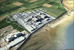 Nhà máy điện hạt nhân thế hệ mới được xây dựng tại Anh