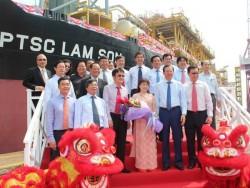 PTSC Lam Sơn: Thương hiệu Việt Nam trên trường quốc tế