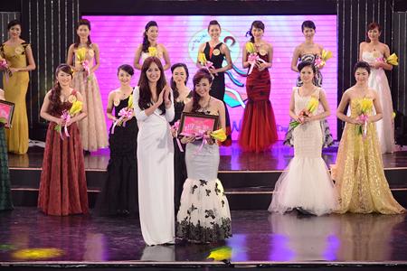 Hải Linh giành thêm giải Người đep ứng xử hay nhất