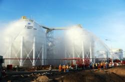 Nhà máy Xử lý khí Cà Mau trước ngày vận hành