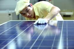 Tạm dừng dự án JA Solar Việt Nam tại Bắc Giang