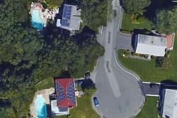 Google ra mắt bản đồ tiềm năng điện mặt trời