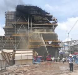 Xác định nguyên nhân cháy tại Nhiệt điện Duyên Hải 3 mở rộng