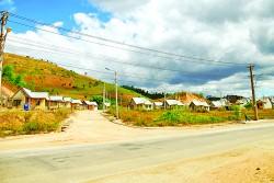 Hỗ trợ vốn cho dự án tái định cư Thủy điện Sông Bung 4