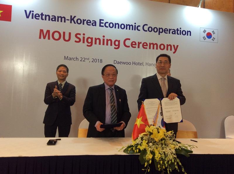 VEA và KNREA ký kết hợp tác về năng lượng tái tạo 2