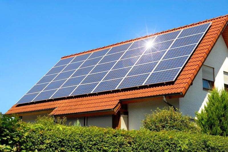 Điện mặt trời áp mái - lựa chọn hợp lý trong phát triển điện tái tạo