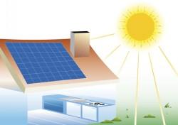 Trước nguy cơ thiếu điện [kỳ 4]: Giải pháp điện mặt trời trên mái nhà
