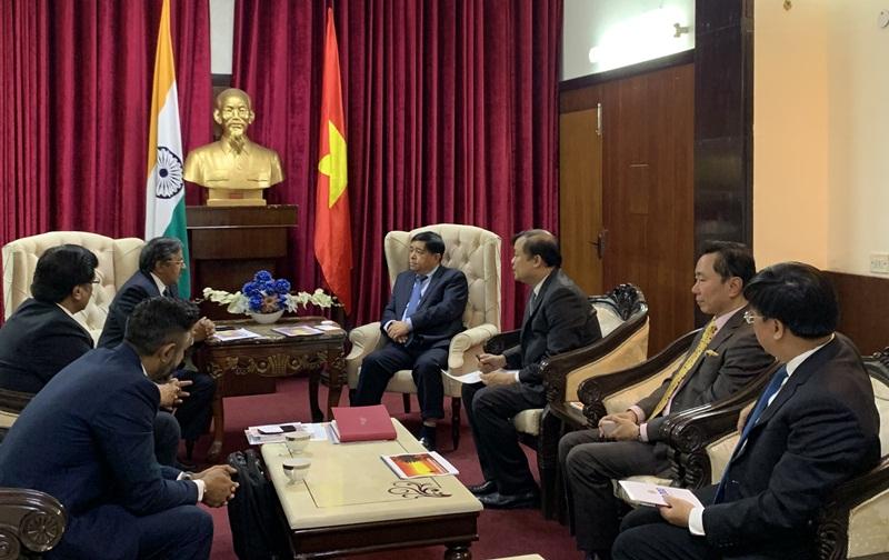 ONGC muốn cùng Việt Nam thăm dò dầu khí ở nước thứ ba