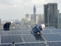 EVNHCMC kêu gọi khách hàng lắp đặt điện mặt trời trên mái nhà