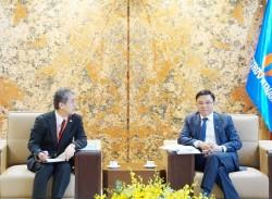PVN và JVPC bàn hợp tác dầu khí tại Lô 15-2 sau năm 2025