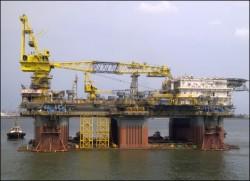 PV Drilling cung cấp giàn khoan cho mỏ Đại Hùng