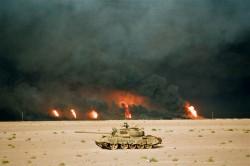 Cuộc chiến dầu mỏ ở Trung Đông