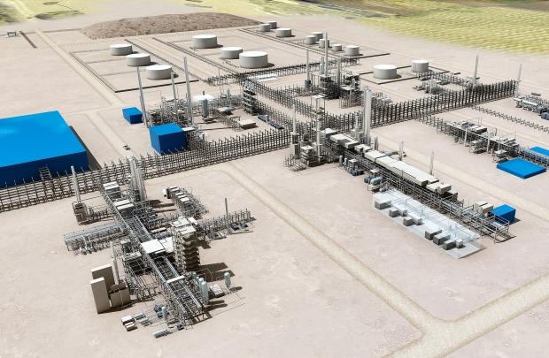 Dự án Lọc dầu Cần Thơ sắp bị thu hồi