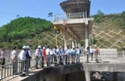 Bộ Công Thương kiểm tra các nhà máy thủy điện tại miền Trung