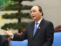 Thủ tướng kết luận phiên họp Chính phủ thường kỳ tháng Ba