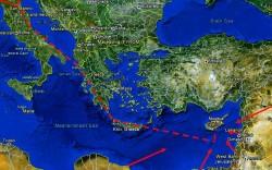 Đường ống dẫn khí xuyên Địa Trung Hải: Israel qua mặt Nga