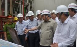 Thủ tướng thăm công trường Nhà máy Nhiệt điện Thái Bình