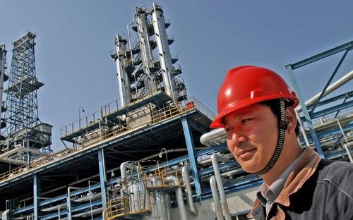 Vượt Hoa Kỳ, Trung Quốc là nước nhập khẩu dầu số 1 thế giới 1