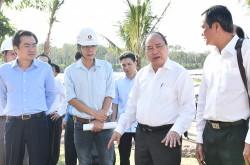 Thủ tướng làm việc với lãnh đạo chủ chốt tỉnh Kiên Giang